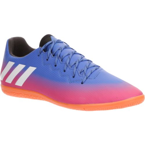 adidas mens messi 163 indoor soccer shoes academy