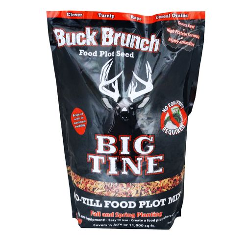 Big Tine Buck Brunch No-Till Food Plot Mix