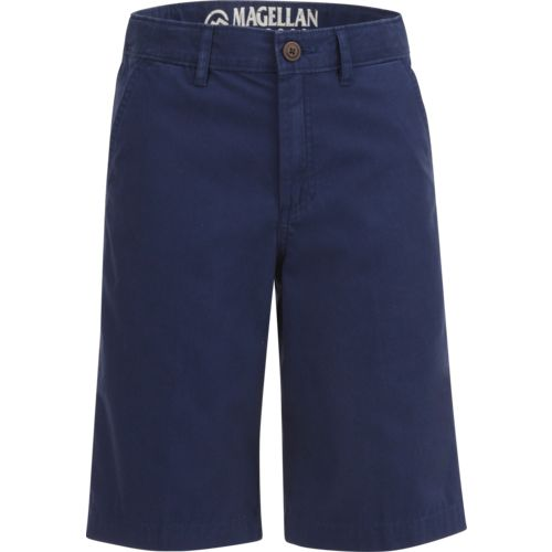 Display product reviews for Magellan Outdoors Boys' Summerville Poplin Short