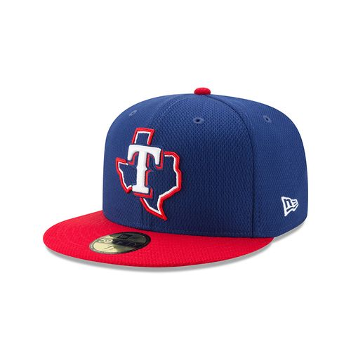 New Era Men's Texas Rangers MLB 17 Diamond Era 59FIFTY Cap