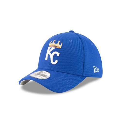 New Era Men's Kansas City Royals MLB 17 Diamond Era 39THIRTY Cap