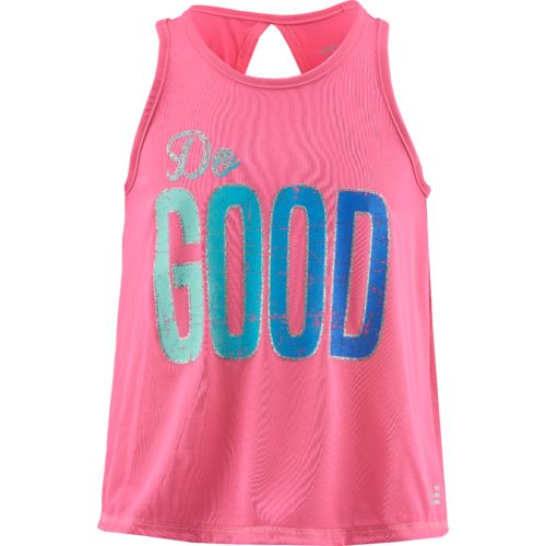 BCG Girls' Graphic Tech Training Tank Top