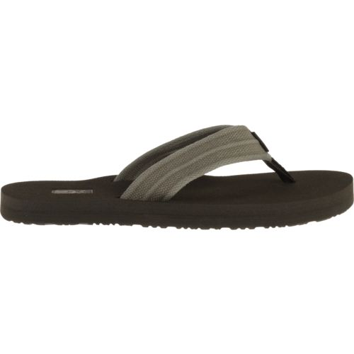 Display product reviews for Teva® Men's Mush II Canvas Flip-Flops