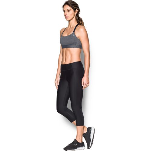 Under Armour Women's Eclipse Mid Heather Sports Bra - view number 4