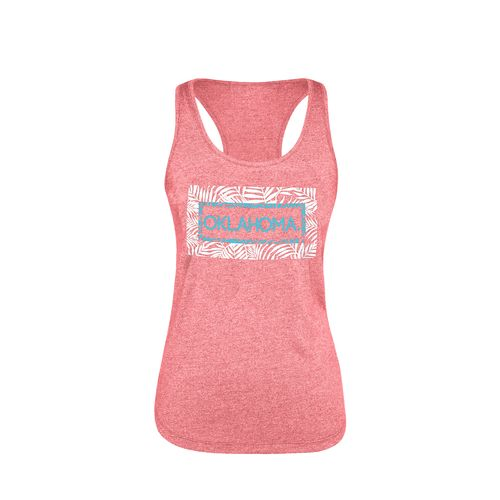 Chicka-d Women's University of Oklahoma Spirit Tank Top - view number 1