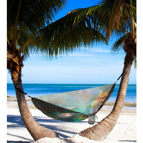 Twisted Root Design Galaxy Print Hammock - view number 3