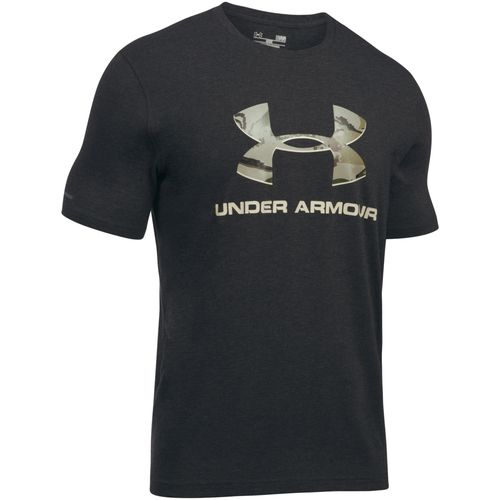 Under Armour Men's Camo Fill Logo T-shirt