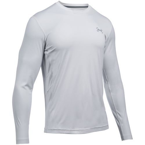Display product reviews for Under Armour Men's Fish Hunter Tech Pill Long Sleeve T-shirt