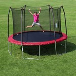 Skywalker Trampolines 12 ft Round Trampoline with Enclosure - view number 8