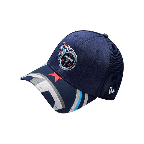 New Era Men's Tennessee Titans 39THIRTY NFL17 On Stage Cap - view number 7