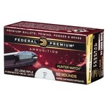 Federal Premium Hunter Match .22 LR 40-Grain Rimfire Rifle Ammunition - view number 1