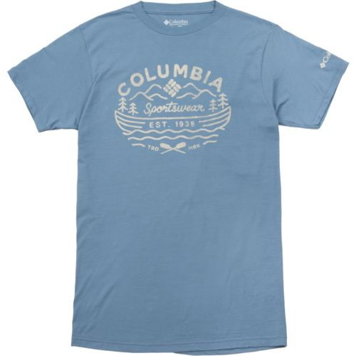 Columbia Sportswear Men's Crew Neck Graphic T-shirt - view number 4