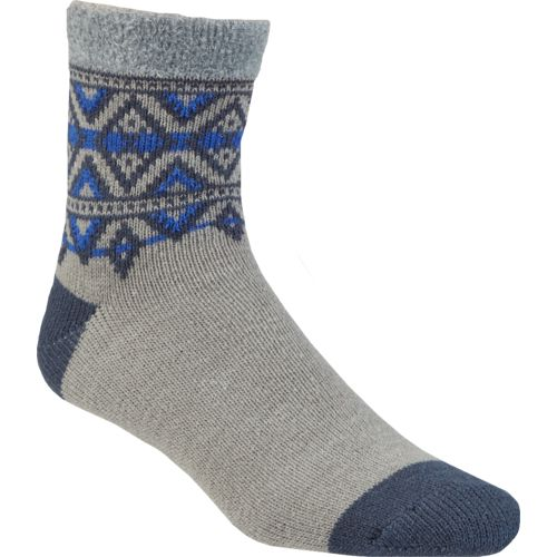 Magellan Outdoors Men's Diamond Nordic Lodge Socks