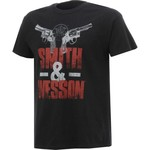 Smith & Wesson Men's Two Guns 2.0 Short Sleeve T-shirt - view number 3