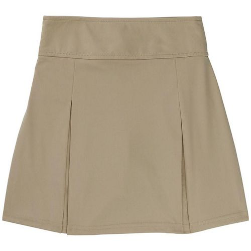 French Toast Girls' Plus Size Kick Pleat Uniform Scooter Skirt