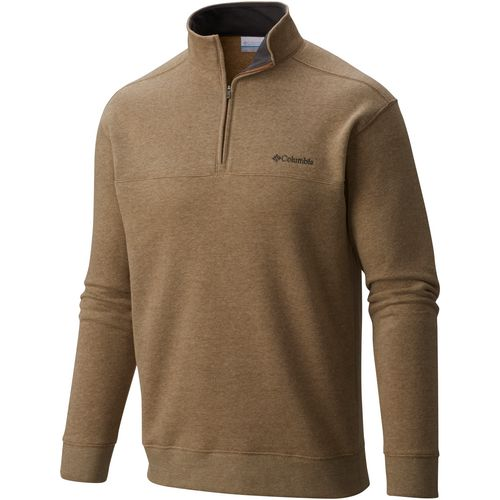 Columbia Sportswear Men's Hart Mountain II Big & Tall 1/2 Zip Pullover