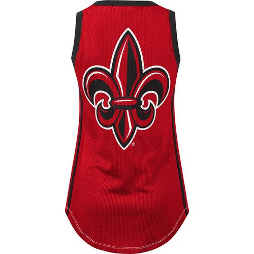 G-III for Her Women's University of Louisiana at Lafayette Opening Day Mesh Tank Top - view number 2