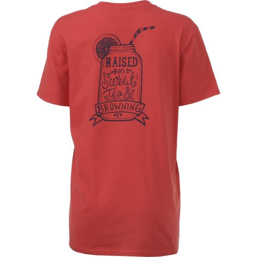 Browning Women's Raised On Sweet Tea Classic T-shirt - view number 1