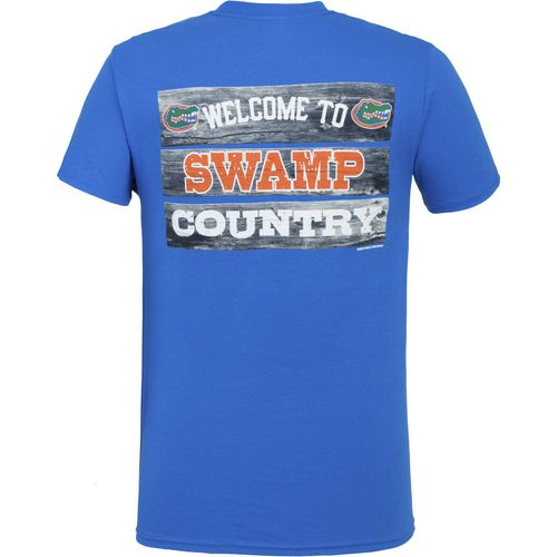 New World Graphics Men's University of Florida Welcome Sign T-shirt