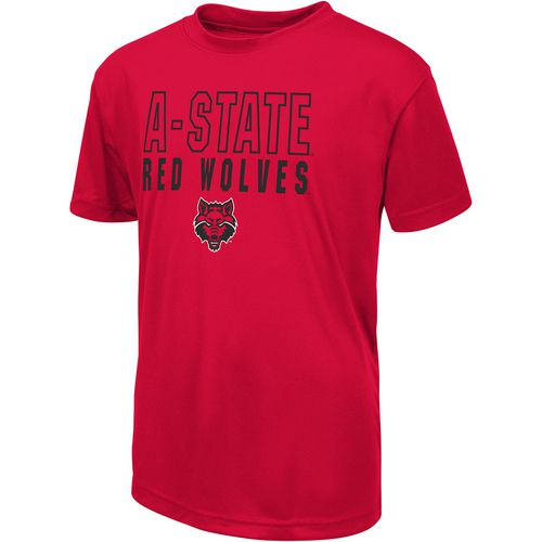Colosseum Athletics Boys' Arkansas State University Team Mascot T-shirt - view number 1