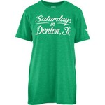 Three Squared Juniors' University of North Texas Saturday T-shirt - view number 1