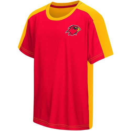 Colosseum Athletics Boys' Lamar University Short Sleeve T-shirt