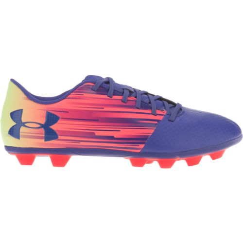Under Armour Youth Spotlight DL FG Jr. Soccer Cleats