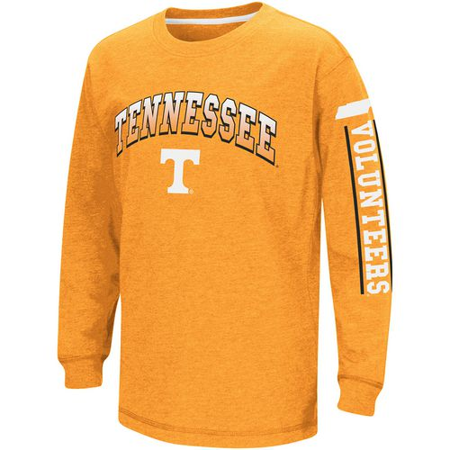 Colosseum Athletics Boys' University of Tennessee Grandstand Long Sleeve T-shirt