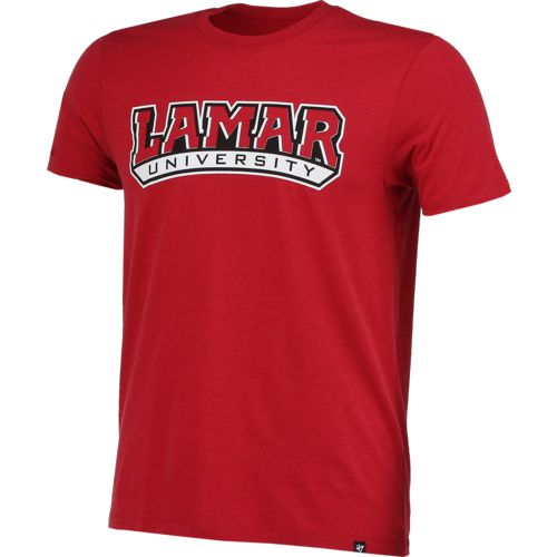 '47 Lamar University Wordmark Club T-shirt - view number 3
