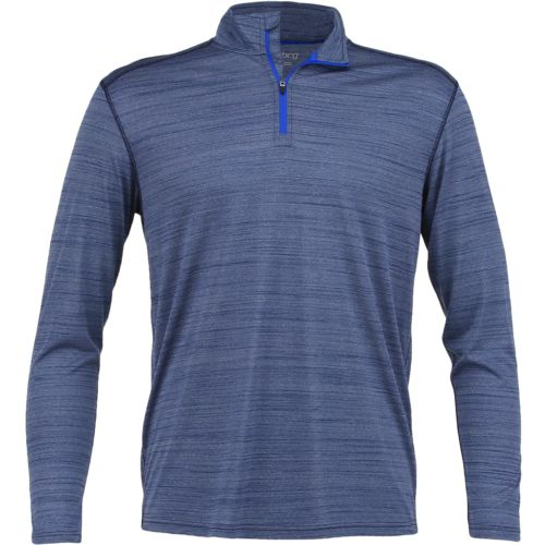 BCG Men's Turbo 1/4 Zip Long Sleeve Shirt