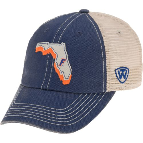 Top of the World Men's University of Florida United 2-Tone Adjustable Cap - view number 2