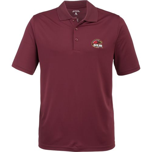 Antigua Men's University of Louisiana at Monroe Exceed Polo Shirt