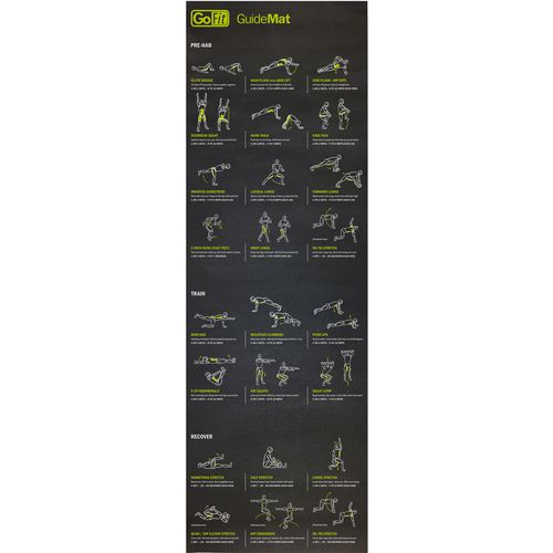 GoFit Guide Mat - view number 2