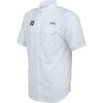 Columbia Sportswear Men's Mississippi State University Low Drag Offshore Short Sleeve Shirt - view number 3