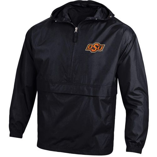 Champion Men's Oklahoma State University Packable Jacket