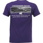 New World Graphics Men's Texas Christian University Friends Stadium T-shirt - view number 1
