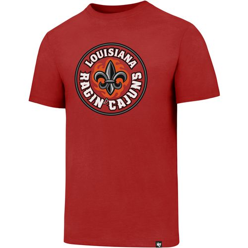 '47 University of Louisiana at Lafayette Logo Club T-shirt - view number 1