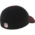 New Era Men's Atlanta Falcons Onfield Sideline Team 2-Tone 39THIRTY Cap - view number 3