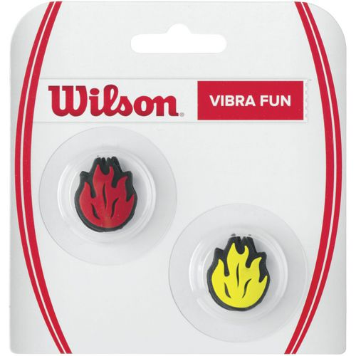 Wilson Vibra Fun Clover and Flame Tennis Dampener