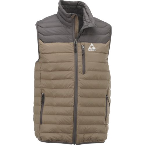 Display product reviews for Gerry Men's DARRINGTON Packable Down Vest
