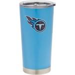 Boelter Brands Tennessee Titans 20 oz Stainless Steel Ultra Tumbler - view number 1