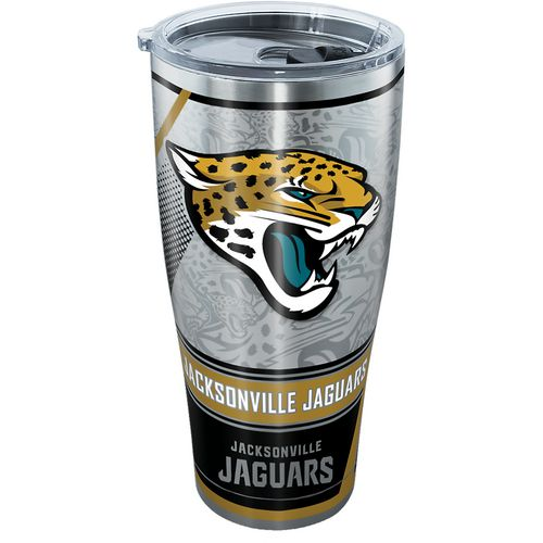Tervis Jacksonville Jaguars 30 oz SIC All Over Stainless-Steel Tumbler