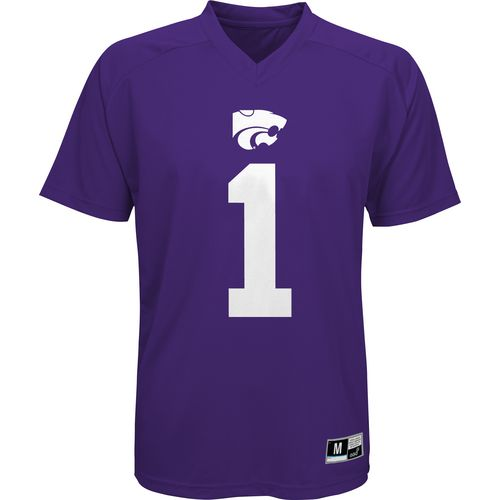 Gen2 Toddlers' Kansas State University Football Jersey Performance T-shirt