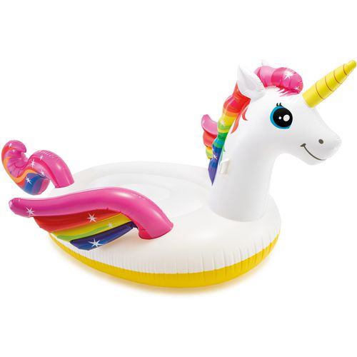 INTEX Mega Unicorn Island Float