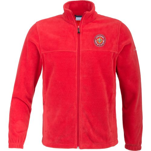 Columbia Sportswear Men's University of Louisiana at Lafayette Flanker Full Zip Fleece