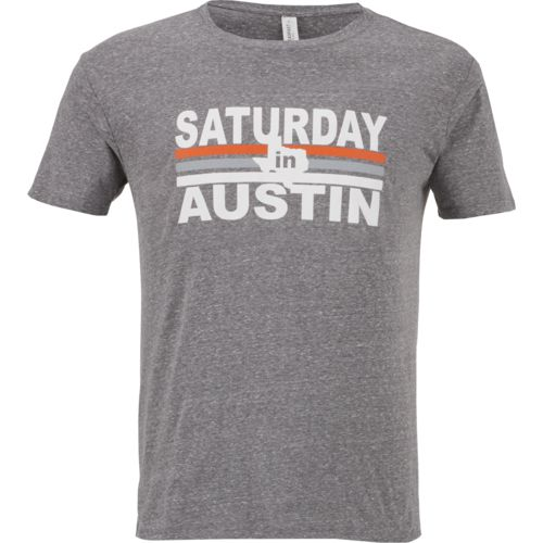 Edna Rose Men's University of Texas Saturday State T-shirt