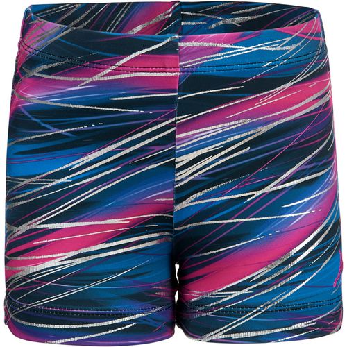 Capezio Girls' Future Star Light Streaks Bike Short