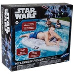 SwimWays Star Wars Millennium Falcon Ride-On Pool Float - view number 4