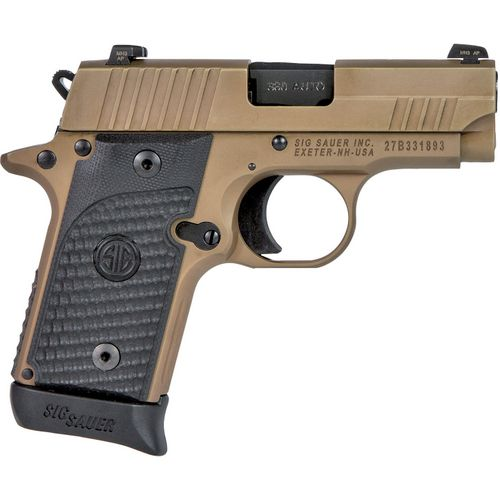 SIG SAUER P238 Emperor Scorpion .380 ACP Pistol - view number 1