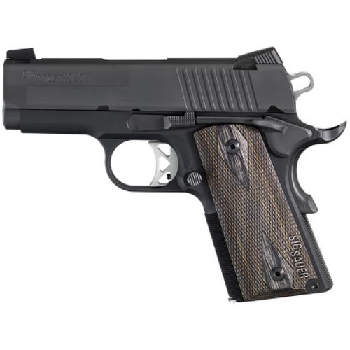 SIG SAUER 1911 Ultra Compact .45 ACP Pistol - view number 1